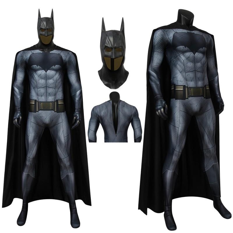 Batman Costume Batman Vs Superman Dawn of Justice Jumpsuit