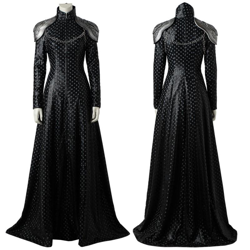 Cersei Lannister Cosplay Costumes GOT Season 7 Royal Skirt Cosplay