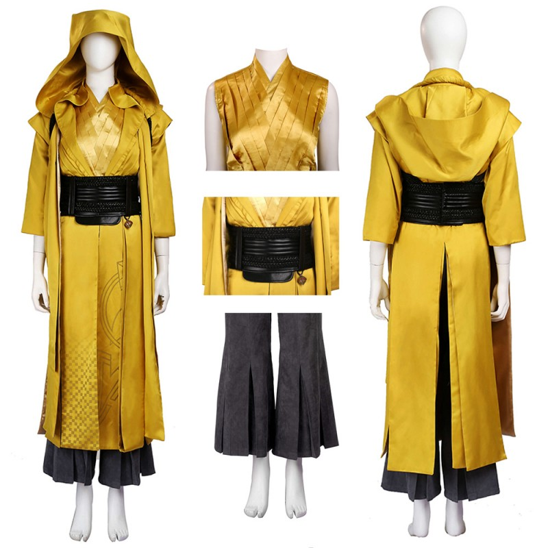 Doctor Strange Ancient One Costume Cosplay Suit