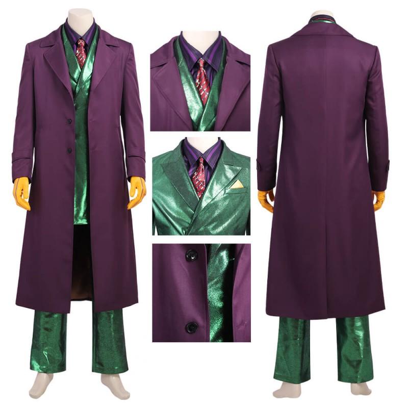 Gotham Joker Cosplay Costume Jerome Valeska Cosplay Suit
