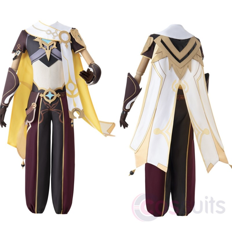 Kong Costume Game Genshin Impact Cosplay Outfit