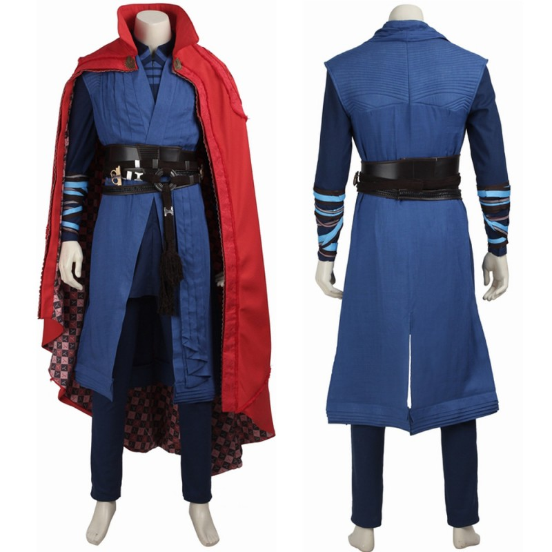 New Doctor Strange Stephen Strange Cosplay Costume