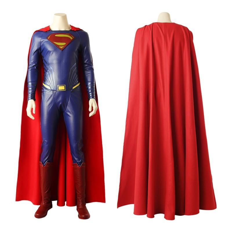Superman Clark Kent Cosplay Costume Justice League Superman Costumes