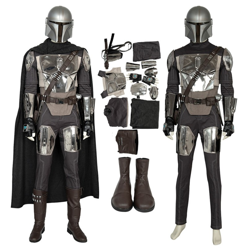 The Mandalorian Cosplay Costume Star Wars Cosplay Suit