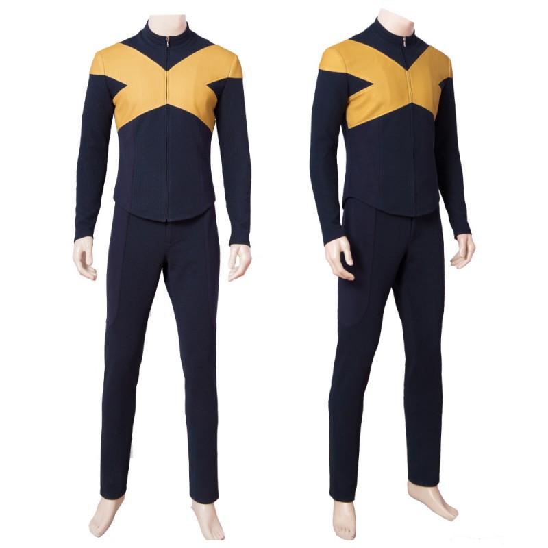 X-men Uniform Suit Dark Phoenix Cosplay Costumes for Men