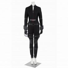 Captain America Civil War Natasha Romanoff Black Widow Cosplay Costume