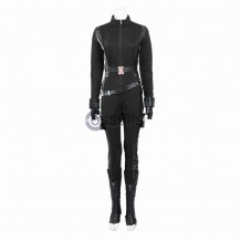 Captain America The Winter Soldier Black Widow Natasha Romanoff Cosplay Costume