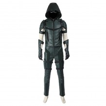 DC Comics Green Arrow Season 4 Oliver Queen Cosplay Costume
