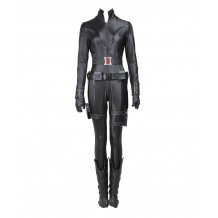 Marvel's The Avengers Natasha Romanoff Black Widow Cosplay Costume