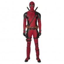 Deadpool 2 Wade Wilson Cosplay Costume Deluxe Suits