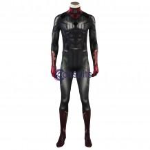 Avengers 3: Infinity War Jumpsuit Edwin Jarvis Cosplay Costume