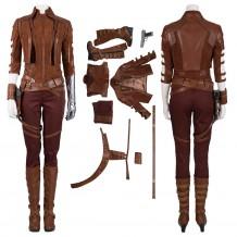 Avengers Endgame Guardians of the Galaxy Nebula Cosplay Costume