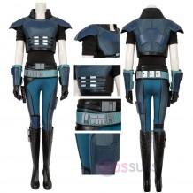 Cara Dune Cosplay Costumes Star Wars The Mandalorian Cosplay Suit