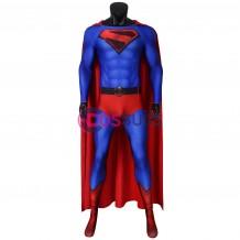 Crisis On Infinite Earths Superman Clark Kent Jumpsuit