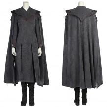 Daenerys Targaryen Mother of Dragons Costume Game Of Thrones Season 7 Cosplay Suit