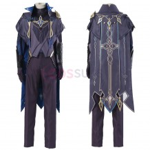 Dainsleif Costume Game Genshin Impact Cosplay Outfit