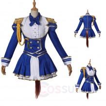 Daiwa Scarlet Costume Uma Musume Pretty Derby Cosplay Suit