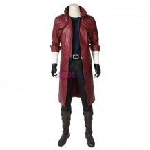 Devil May Cry 5 Devil Hunter Dante Cosplay Costume