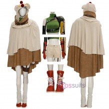 FF7 Yuffie Kisaragi Costumes Final Fantasy VII Remake Cosplay Suit