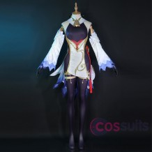 Ganyu Costume Game Genshin Impact Cosplay Outfit