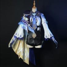 Genshin Impact Eula Costume Eula Cosplay Suit