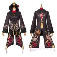 Genshin Impact Hu Tao Cosplay Costumes Hu Tao Cosplay Suit