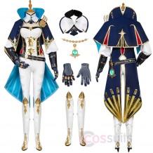 Genshin Impact Jean Cosplay Costumes Jean Cosplay Suit