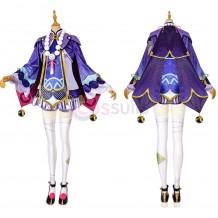Genshin Impact Qiqi Cosplay Costumes Qiqi Cosplay Suit