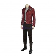 Guardians Of The Galaxy 2 Costume Star Lord Peter Quill Guardians Cosplay Suit