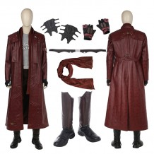 Guardians of the Galaxy 2 Star Lord Peter Quill Cosplay Costume