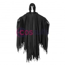 Harry Potter Dementor Costume Halloween Cosplay Outfit