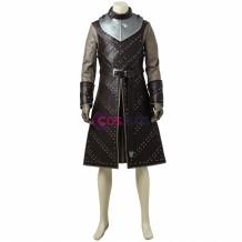 Jon Snow Battle Cosplay Suit Game Of Thrones Cosplay Costume