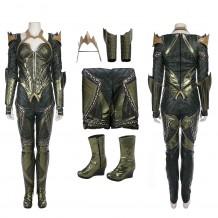 Justice League Mera Costume Cosplay Costume Suit