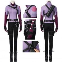 Kate Bishop Costume Young Avengers Hawkeye Cosplay Suit