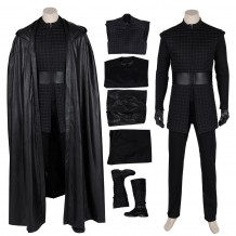 Kylo Ren Cosplay Costume Star Wars The Rise Of Skywalker Cosplay Suit