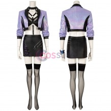 LOL 2020 KDA All Out Evelynn Costume League Of Legends Cosplay Suit