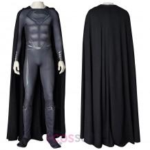 Man Of Steel 2 Superman Black Cosplay Costume Superman Suit