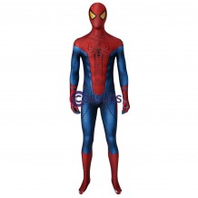 New The Amazing Spiderman Jumpsuit Spiderman Cosplay Costume