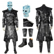 Night King Costume Game of Thrones S8 Cosplay Suit