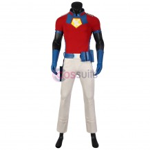 Peacemaker Cosplay Costume The Suicide Squad 2 Cosplay Suit