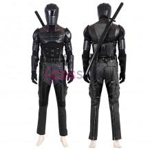 Snake Eyes Cosplay Costume G.I. Joe Cosplay Suit