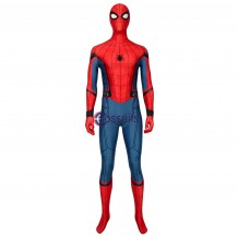 Spider-Man Far From Home Spiderman Peter Parker Cosplay Jumpsuit