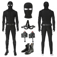 Spiderman Stealth Suit Spider-Man Far From Home Cosplay Costume