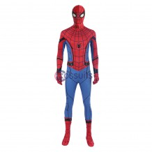 Spider-Man Homecoming Tom Holland Cosplay Costume Suit