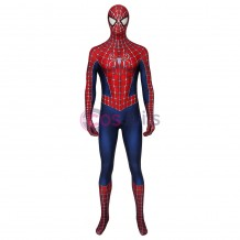 Spider-Man Tobey Maguire Cosplay Costume Classic Tobey Maguire Suit
