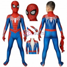 Spiderman Kids Suits Spiderman PS4 Cosplay Costume Halloween Costumes Gifts
