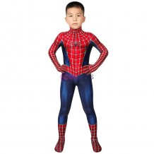 Spiderman Kids Suits Spider-man Tobey Maguire Cosplay Costume Children Halloween Costumes