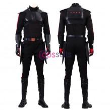 Star Wars Jedi Fallen Order Inquisitor Cal Cosplay Costume