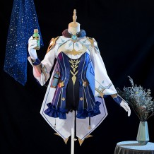 Sucrose Costume Game Genshin Impact Cosplay Outfit