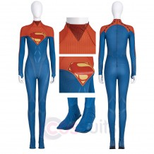 Supergirl Costume The Flash Supergirl Cosplay Suits